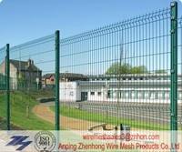 Commercial Utility 2x2 Galvanized Welded Wire Mesh for Fence Panel
