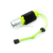 High power zooming YM-1780 waterproof torch light diving powerful led flashlight