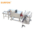 Automatical PE Film Sleeve Wrapper Thermal Shrink Wrap Sealer Machine