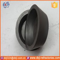 Silicon carbide clay graphite crucible price,graphite crucible for melting metals