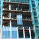 Professional aluminium low-e building wall price structural glass curtain walls