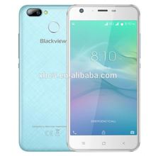 same day shipping Original Unlock blue Blackview A7 Pro mobile phone 5.0 inch Android 7 ROM 16GB