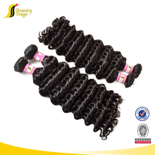 Natural Color kinky curly Virign Human Hair 100 human hair extension hair weave bebe curl weave