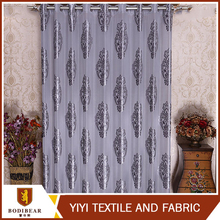 China Manufacturer Window treatments Embroidery glass bead door curtain