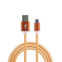 COOLSELL Original Micro USB Cable Color High-Speed Charging Data Sync Cords for Samsung and more Androids