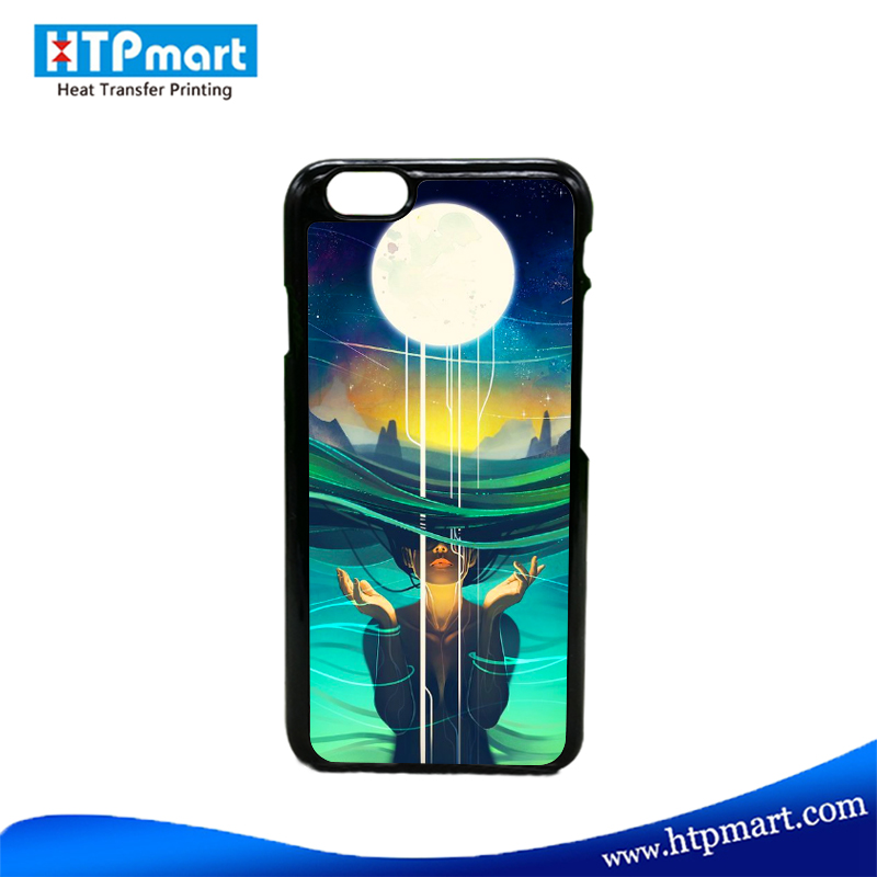 Wholesale 2D plastic sublimation 5 inch mobile phone case for iphone6s from China manufacturer