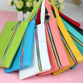 online shopping money carrying case ladies leather wallet with change purse, women PU leather wallet, women coin purse