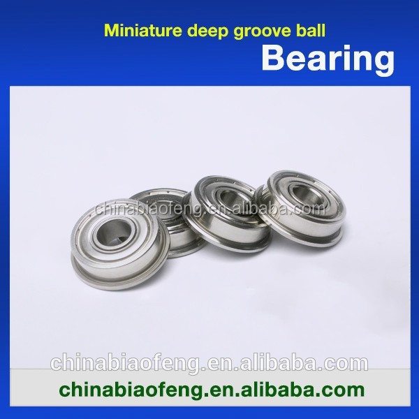 High Quality Cheap Skateboard Deep Groove Ball Bearings 608 2z Prica List