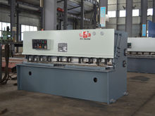 2013 new rock bottome price sheet shearing machine