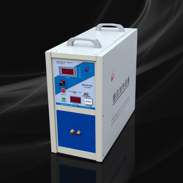 high frequency portable induction welding/brazing/soldering heater