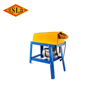 High productivity maize/corn sheller/thresher machine
