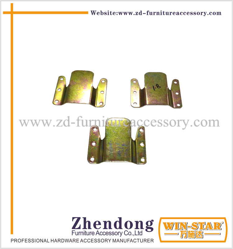 ZD-L001 Foshan manufaturer supply sofa accessories Sofa <strong>hardware</strong>