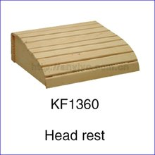 Finland Wood Sauna Head Rest
