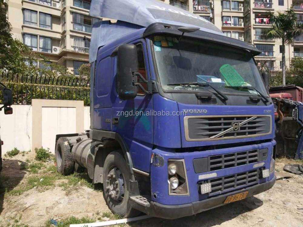 FM12 tractor head used condition volvo FM12 tractor head second hand FM12 volvo truck head used FM12 tractor for sale