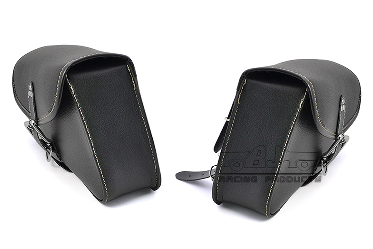 BJ-BAG-009 Motor Luggage Tool Side bag saddlebag for Harley Davidson Sportster XL883 XL1200