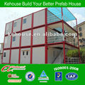 Modern modular easy transportable cheap container hotel