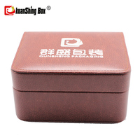 Chinese Wholesale Watches Leather Packaging Box