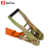cargo lashing belt ratchet tie down straps made in china