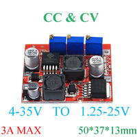 Solar wind pressure automatic step up/down buck boost power module for charging constant current constant voltage LM2596 2577