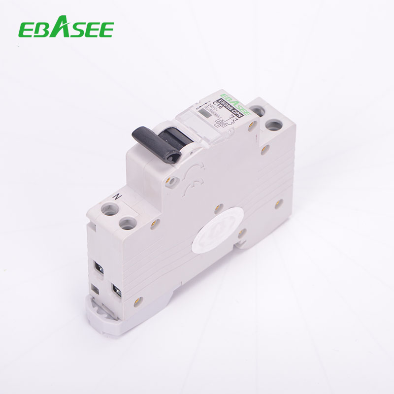 Manufacture high quality 20,25,32,40,50,63,80,100,125A 3kA/10KA 16a breaker