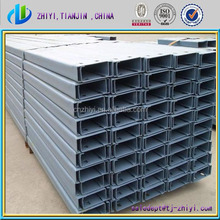 High Quality Galvanized Steel C Channel / C Profile