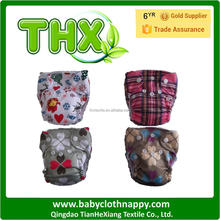 New Printed wholesale cloth nappy THX Diapers