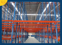 Storage Racking Warehouse Shelving Logistic Equipment Storage System Automatic Storage Racking System
