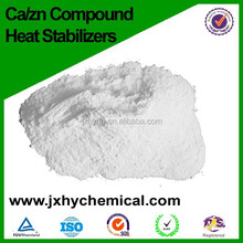 Heat resistant ca zn one pack stabilizer for pvc pipe