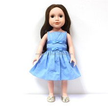 18 Inch Dolls - Chang Clothes Toys for Kids Gift- A Little Girl's Favorite Companion