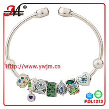 PDL1313 dora bracelets with charms