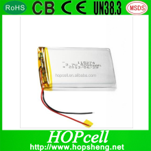 All model battery 3.7v 5000mah li ion polymer battery for mobile battery