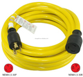 S10336 Generator Extension Cord 50-Foot 10/3 30 Amp 3 Prong Extension Cord