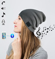 Bluetooth Beanie Hat Wireless Washable Knit Cap Winter Hats With Built in Stereo Speakers Best Christmas Gift