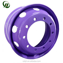 20 inch truck steel wheels rim with high strength material