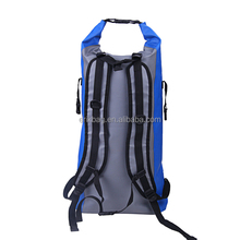 Hot sale outdoor sports waterproof backpack dry bag for swimming drift
