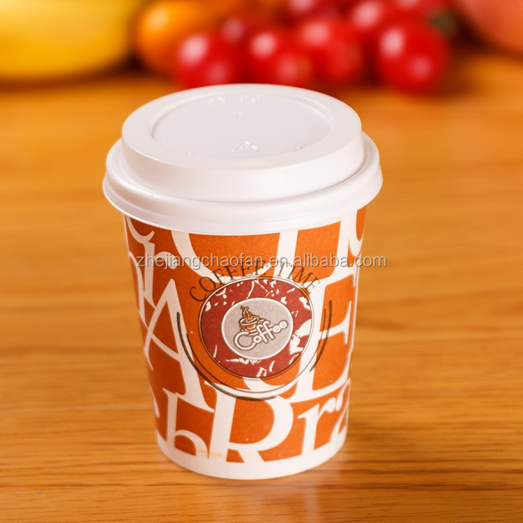 New Type Top Sale Microwaveable Paper Cups