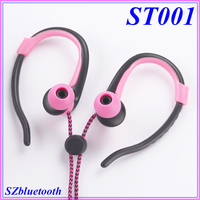 Custom logo bluetooth V4.2 3.5mm audio jack portable sport stereo wireless bluetooth headphones