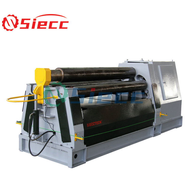 <strong>W11S</strong> 120X3000 Mechanical Plate Rolling Machine/Metal Sheet Rolling Machine/Rolling Machine