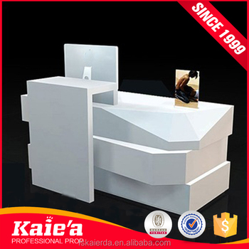 New Products for 2017 Fashionable Cashier Desk/Checkout Counters for Sale