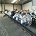 High quality truck trailer germany type axle