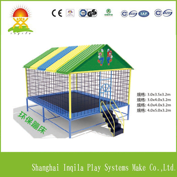 Sale Modern hot sell outdoor trampoline park children area