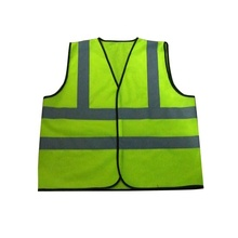 Factory Professional Custom Sale Widely Used Security High Visibility <strong>Safety</strong> Reflective Vest
