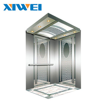 XIWEI Smart Home Elevator Used Structural Home Residential Lift