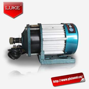LUKE BRAND 1000W motor ELectric tricycle motor good quality