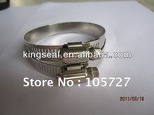 Stainless Steel Worm Drive Hose compression clamp KF28SS