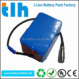 24V 10Ah Electric Golf Trolley Lithium Battery Pack