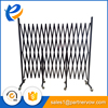 Temporary traffic extendable fence cheap crowd control stanchions