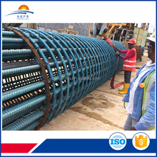 High torque and all thread GFRP/FRP/GRP concrete plastic rebar