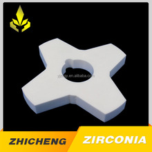 High temperature zirconia ceramic substrate with ZC