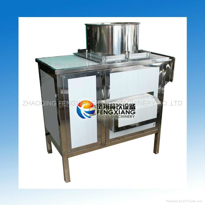 FX-139 garlic clove separating machine / garlic clove separator / garlic breaking machine